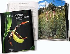 Buch: Orchideen in der Rhön