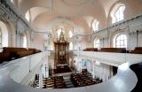 Die barocke Grafschaftskirche in Castell