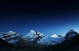 Nacht über dem Sagenreich der Fanes, Dolomiten