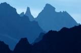 Die Fürsten des Granits: Sciora, Bergeller Alpen