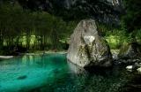 überbordendes Grün im Valle di Mello, Bergell