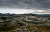 Karstlandschaft am Slieveroe, Burren, Irland